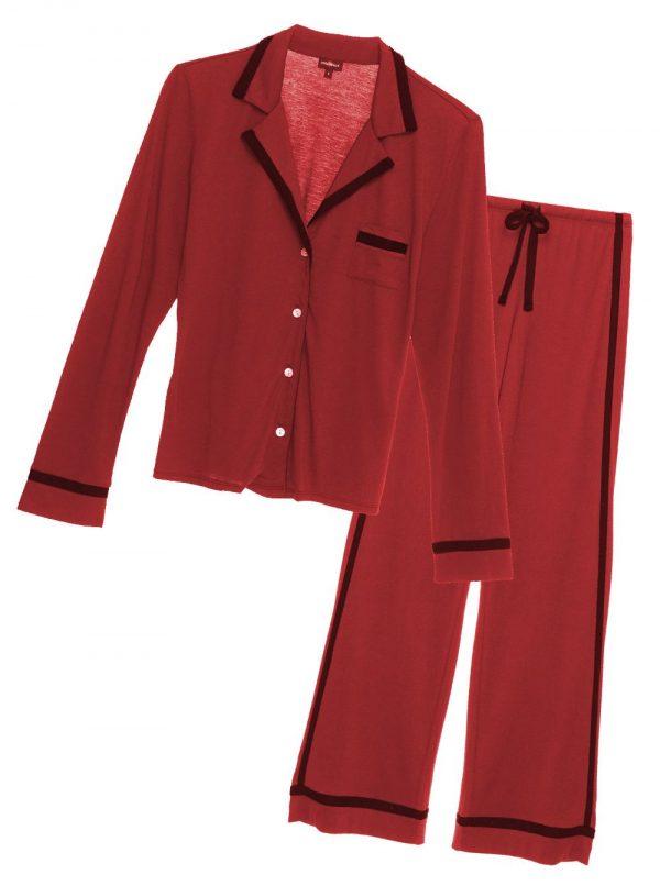 Bella Long Sleeve PJ Set