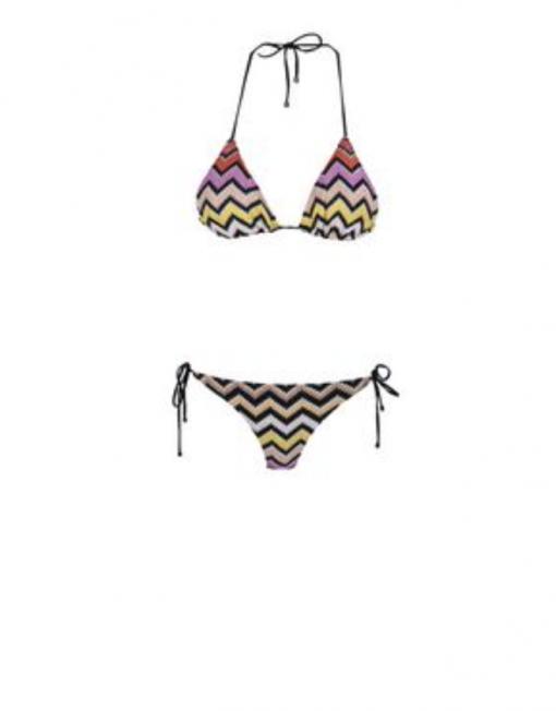 lurex bikini Missoni mare