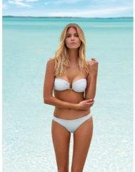 Barcelona silver zinc bikini