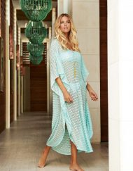June Knit Kaftan