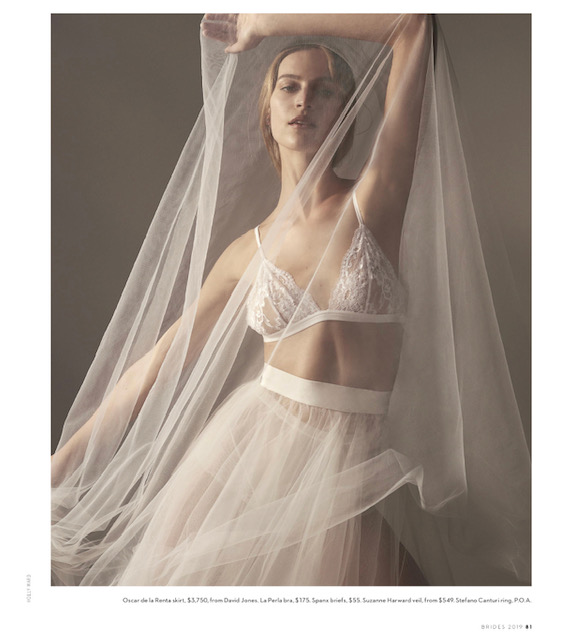 Vogue Brides 2019
